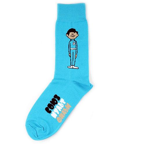 St.Friday Socks x SMF - Pan Tulpan