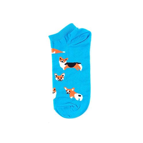 St.Friday Socks Ankle - Corgi
