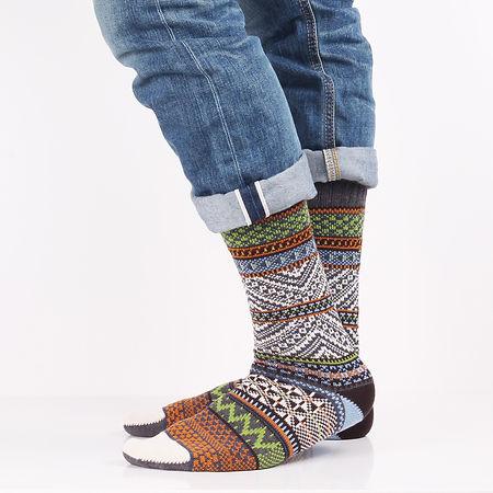 Носки Chup Mits Grey Socks в интернет-магазине Sock Club Moscow