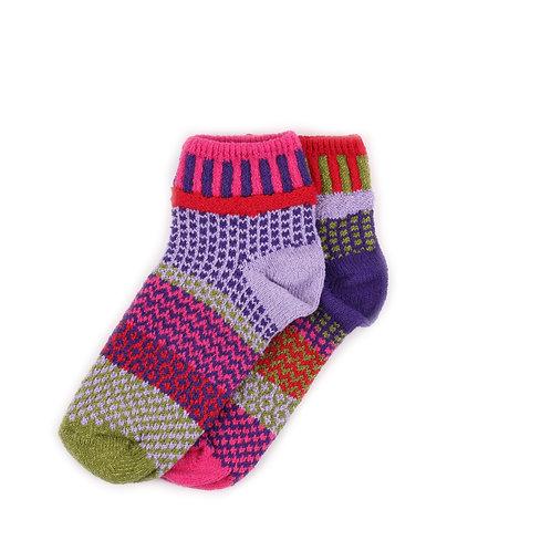 Solmate Socks - Hyacinth