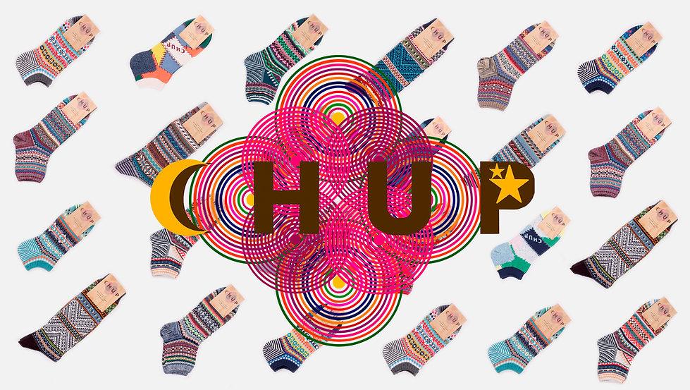 Chup By Glen Clyde Socks коллекция весна/лето 2017 в интернет магазине носков Sock Club Moscow