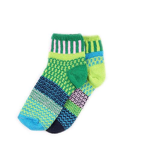 Solmate Socks - Sweat Pea