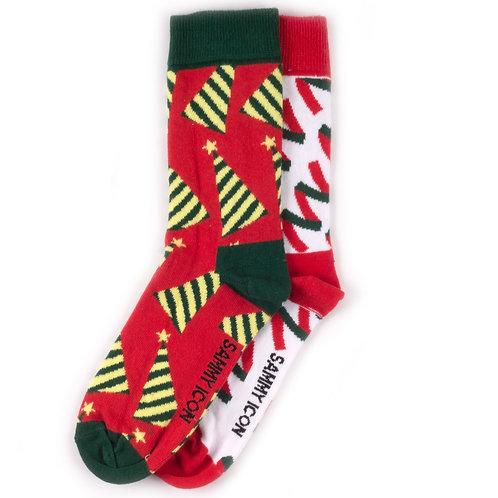 Sammy Icon Socks Mismatched - Caps