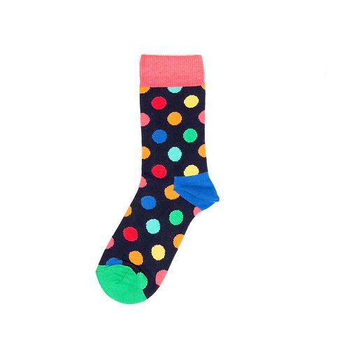 Happy Socks Kids - Big Dot - Multicolor