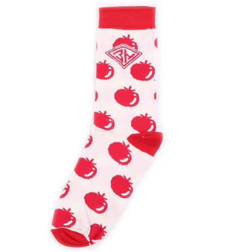 Zaporojec Socks - Tomato