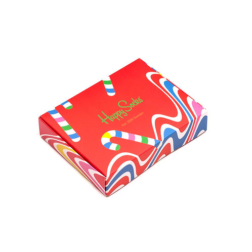 Happy Socks Подарочная упаковка для 2-х пар носков - Christmas