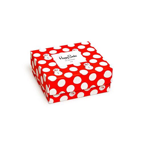 Happy Socks Набор из 2-x пар носков - 2 Pair Christmas Gift Box
