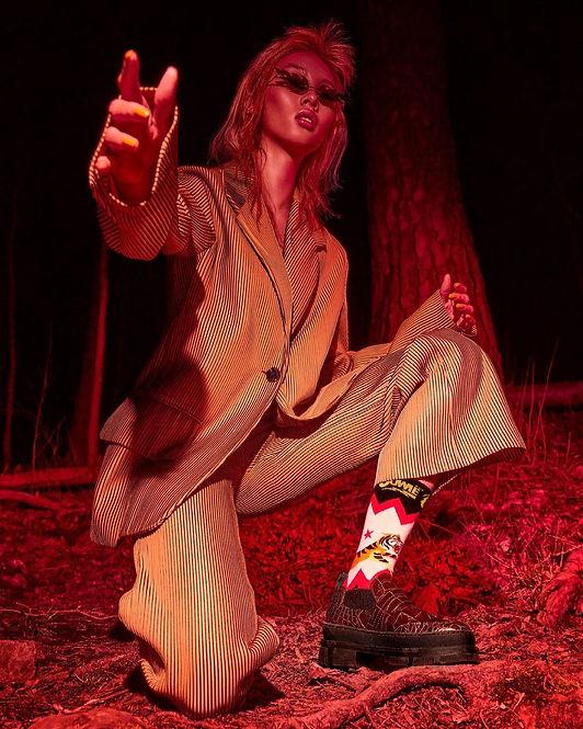 Носки Happy Socks x David Bowie