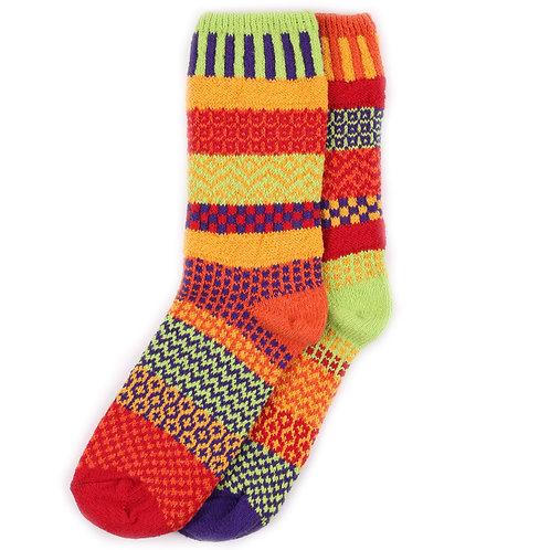 Solmate Socks - Daffodil