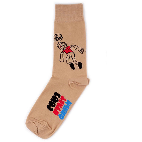 St.Friday Socks x SMF - Igra golovoy