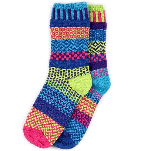Solmate Socks - Bluebell