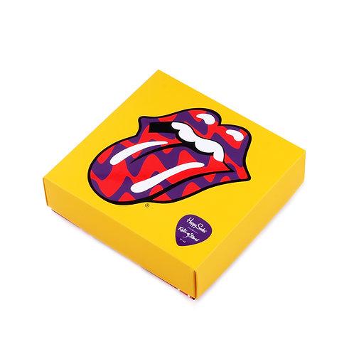 Happy Socks x The Rolling Stones - Набор из 3-х пар носков