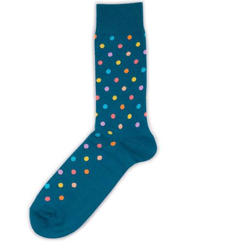 Happy Socks Dots - Blue