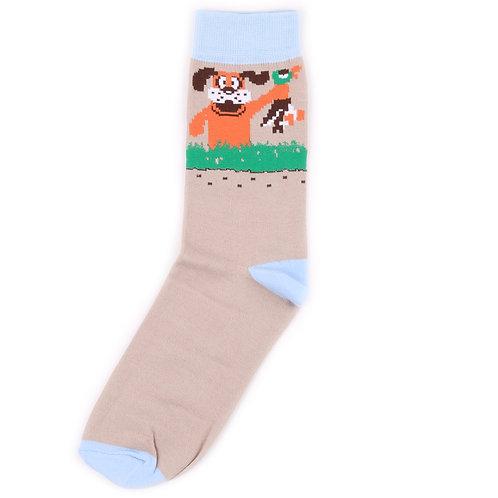 Zaporojec Socks - Dog Hunter