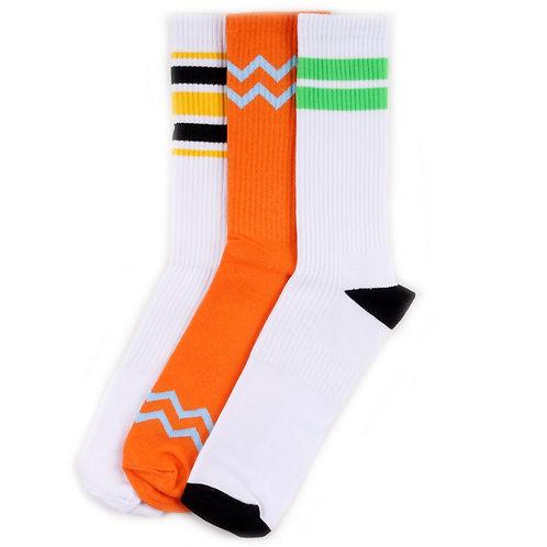 KF Original Socks - 3 Pair Set