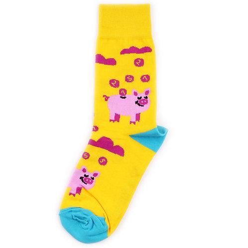 St.Friday Socks - Свинка копилка