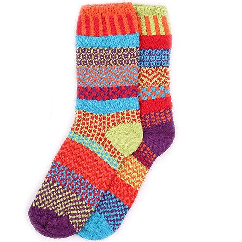 Solmate Socks - Cosmos
