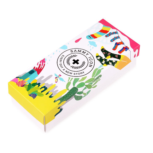 Sammy Icon Подарочная упаковка для 3-4 пар носков