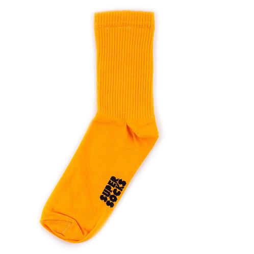 SUPER SOCKS Solid - Orange