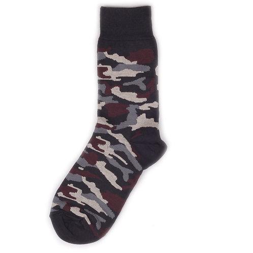 St.Friday Socks - Army Grey