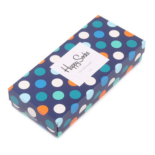 Happy Socks 4 Pair Gift Box - Mix