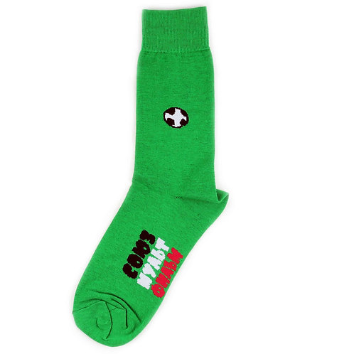 St.Friday Socks x SMF - Udar - Gol