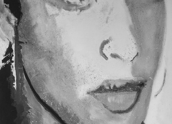 """YOUR LOVE IS KING: SADE (30X40CM/ 12""""X16"""")"""