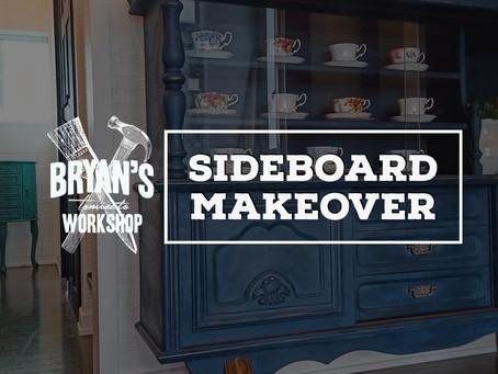 Sideboard Makeover