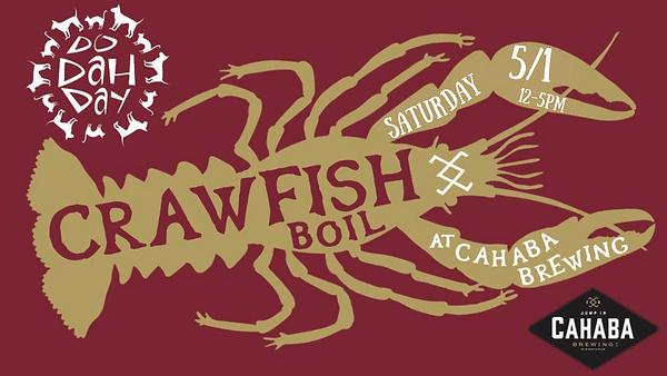 2021 crawfish boil facebook event graphi