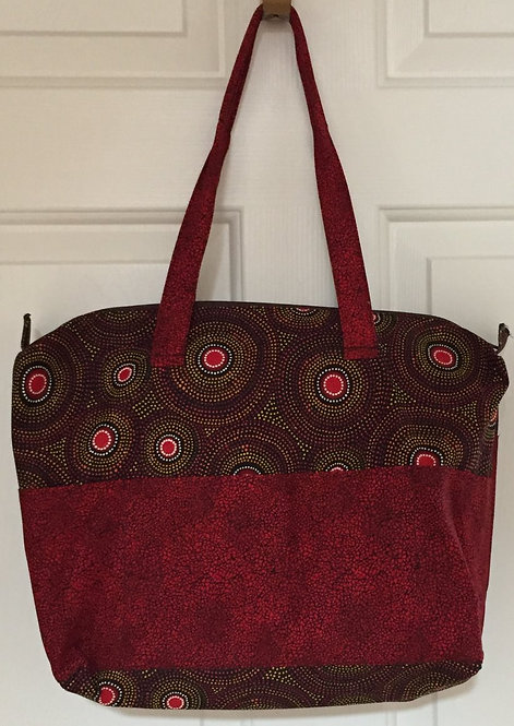 Summer tote (Red)