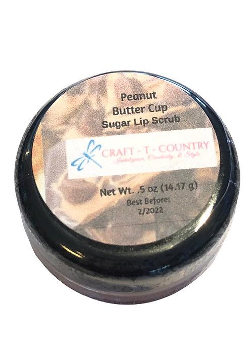 Peanut Butter Cup Lip Scrub