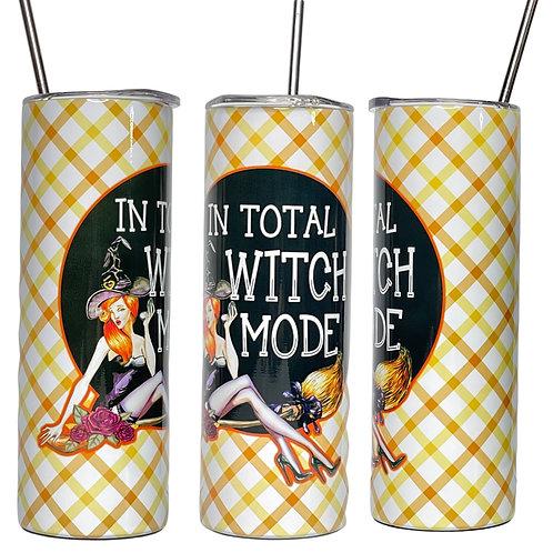 WitchMode Tumbler