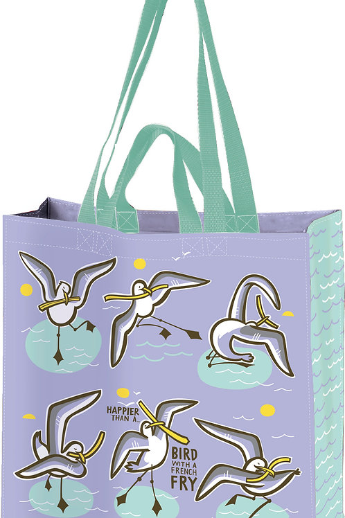 Seagulls & Fry Market Tote