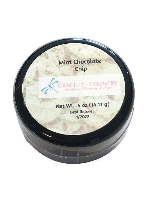 Mint Chocolate Chip Lip Scrub