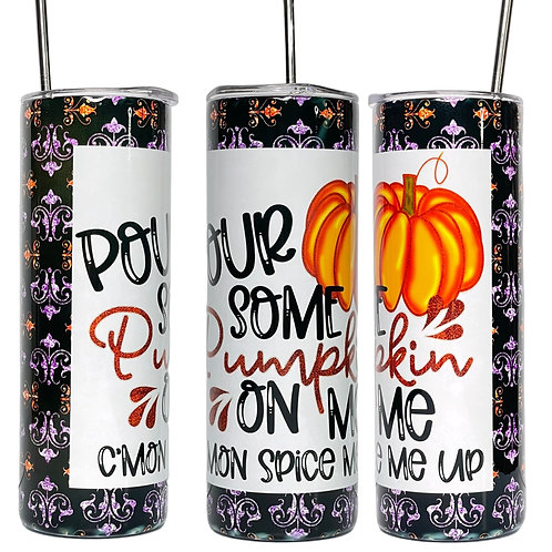Pour Some Pumpkin