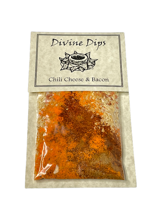 Chili Cheese & Bacon Dip Mix