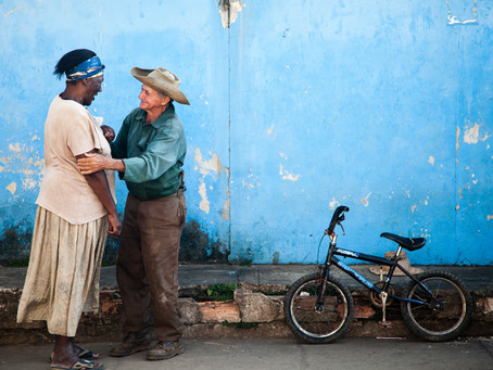 Streets and Faces of Cuba