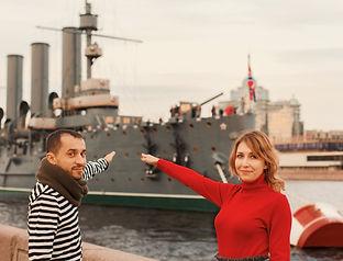 Saint Pétersbourg révolutionnaire