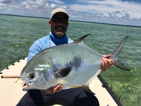 SUMMER FISHING IN BISCAYNE BAY