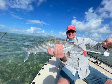 FISHING REMAINS STRONG IN MIAMI'S BISCAYNE BAY