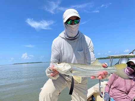 EVERGLADES SALTWATER FLY FISHING