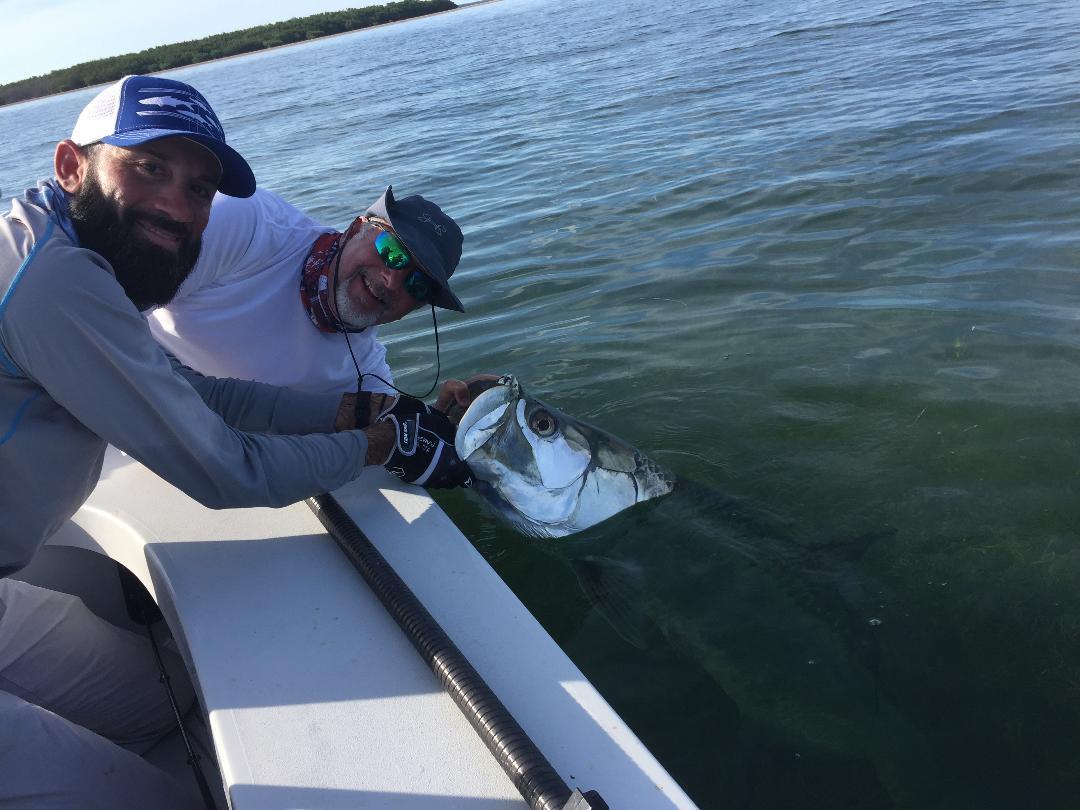 Keys Tarpon Fishing