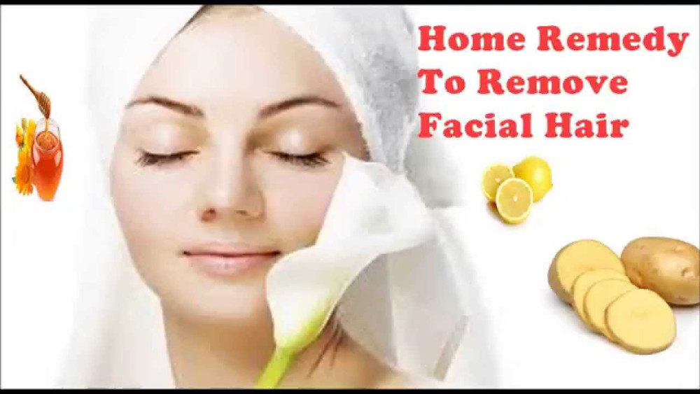 Home Remedies for Unwanted Facial Hair by Dr Meenu Sethi