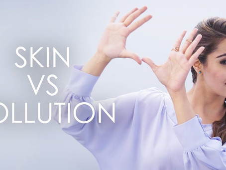 Tips to protect your skin from pollution