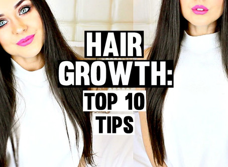 Tips to Get Long Hair Quickly