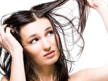 Oily and Greasy Hair Tips