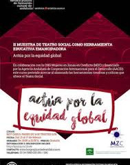 II Muestra de Teatro Social en Córdoba en diciembre.