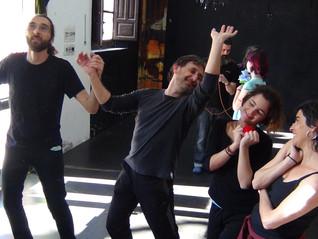Profundizando en la creación de Teatro-Foro