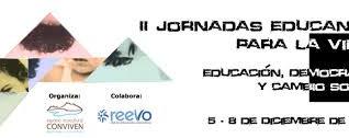 """TO en las II Jornadas """"Educando para la vida"""" (ESPACIO ECOCULTURAL CONVIVEN - LA VIÑUELA -"""