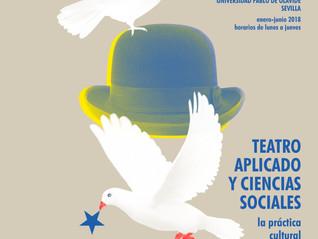 La Hoja Blanca sigue en el Especialista en  Teatro Social e Intervención Educativa de la UPO